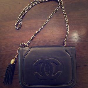 Chanel purse (authentic & vintage)